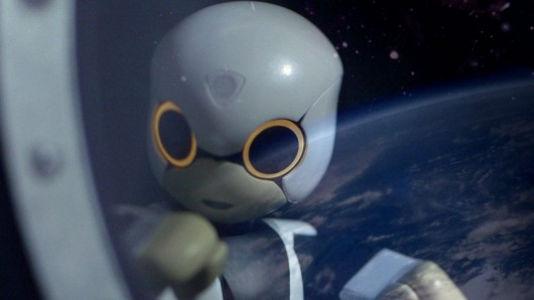 Kirobo robot dans l' ISS